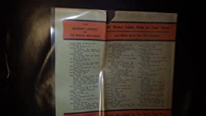 POEMS of WILLIAM BLAKE, in Plain Boni and Liveright Dustjacket with Red Lines at Top & BTM OF ...