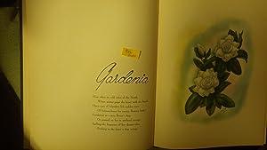 In an Old Hawaiian Garden an Album of Hawaiis Flowers ( Red Hibiscus, Bird of Paradise, Torch Red ...