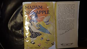 Madam Red Apple in Color Dustjacket of: Mary Graham M.