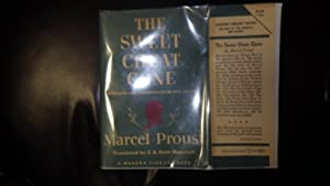 SWEET CHEAT GONE, MODERN LIBRARY # 260: Marcel Proust, INNER