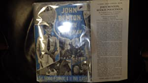John Benton Rookie Policeman , Great little book for young kids back in the 1950's. Benton ...