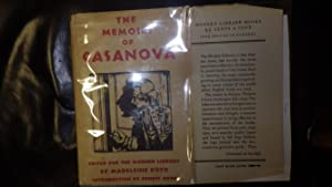 MEMOIRS OF JACQUES CASANOVA, #165, STATED 1st: by Jacques Casanova