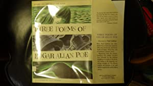 Three Poems of Edgar Allen Poe Annabel: Edgar Allan Poe