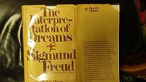 The Interpretation of Dreams ,ML#96 . STATED: SIGMUND FREUD, Translated