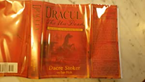 Dracula the Un-Dead - SIGNED by Dacre: Dacre Stoker and