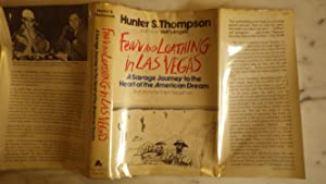 FEAR & LOATHING IN LAS VEGAS. A: Hunter S. Thompson,