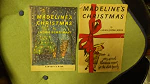 "Rare 1956 Booklet ""Madeline's Christmas""-INCLUDES ORIGINAL ENVELOPE: was written by"