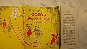 Gozo's Wonderful Kite DJ ONLY, NO BOOK,: by W. Ryerson