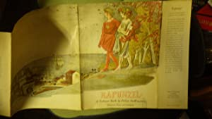 Rapunzel picture book by Felix Hoffman, 1ST: Brothers Grimm, Grimm,