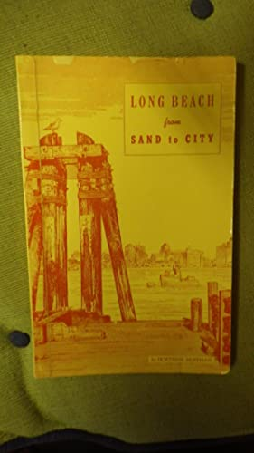 Long Beach from Sand to City,Very rare: by Hortense Hoffman