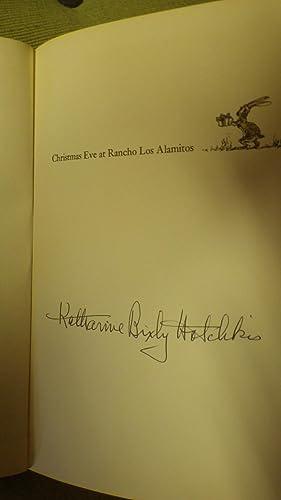 Christmas Eve at Rancho Los Alamitos (: Katharine Bixby Hotchkis,