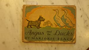 ANGUS & THE DUCKS, Angus is a: Written & color