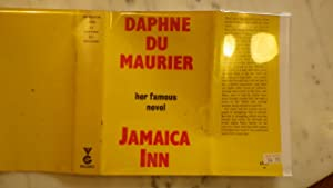 Jamaica Inn (UK HB book is SIGNED: DAPHNE DU MAURIER,
