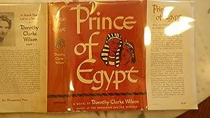 PRINCE OF EGYPT ( MOSES ) novel: DOROTHY CLARKE WILSON,