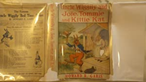 UNCLE WIGGILY & JOIE, TOMMIE, AND KITTIE: HOWARD R.GARIS ,Color