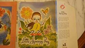 Little Squeegy Bug Story of a Firefly,: by Bill &