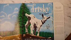 Frisky . Try Again, by Charles Philip: Photos & written