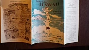 Getting to Know Hawaii, , DUSTJACKET ONLY,: Barnett Barney D.
