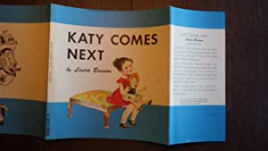 Katy Comes Next, DUSTJACKET ONLY, NO BOOK: Author & Illustrator