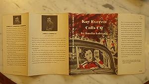Kay Everett Calls CQ, by Amelia Lobsenz: by Amelia Lobsenz