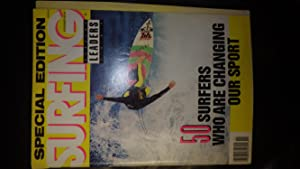 Surfing MAGAZINE November 1987, Special Edition, Surfing Leaders with Photos, 50 Surfers Who are ...