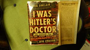 I Was Hitlers Doctor His Intimate Life: IN ENGLISH FROM