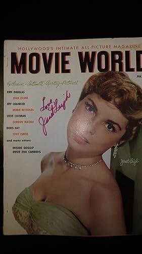 MOVIE WORLD Magazine JULY 1952 , Volume: Articles by Bessie
