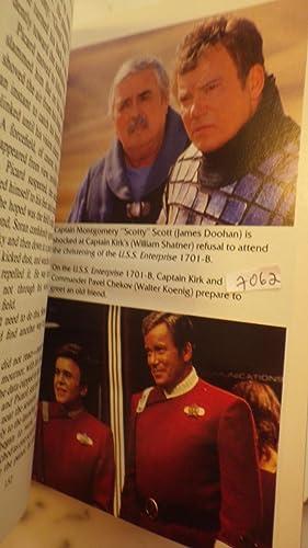 Star Trek Generations a Novel Two Captains. One Destiny. including a special Bonus Behind the ...
