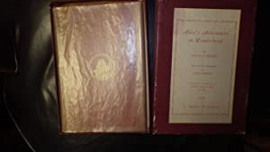 Exact FACSIMILE 1ST US EDITION 1927, Alice's: Carroll, Lewis. With