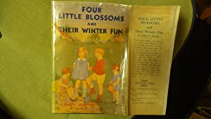 Four Little Blossoms & Their Winter Fun: Mabel C. Hawley,