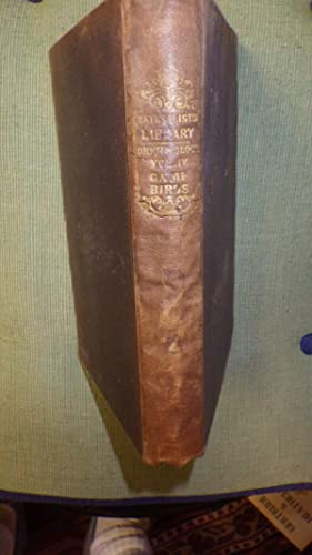 Naturalist's Library: Ornithology Vol. IV. Gallinaceous Birds: Sir William Jardine,