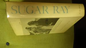 Sugar Ray ( with Artist, Leroy Neiman DustJacket) Autobiography of the Great Boxing Champion ...