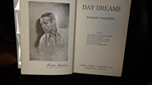 DAY DREAMS ( Silent Movie Star's Rare Book of Poetry ) A poetry book by the pop icon. DAYDREAMS, In...