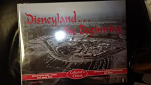 Disneyland The Beginning By Carlene Thie (Book,: Carlene Thie (Book,