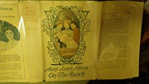 AUNT JANE'S NIECES On The Ranch By: BY ( Van