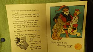 The Teddy Bear's Christmas, Vintage 1908 Adorable: Illustrated in Full