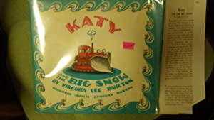 KATY AND THE BIG SNOW, in Color: VIRGINIA LEE BURTON,