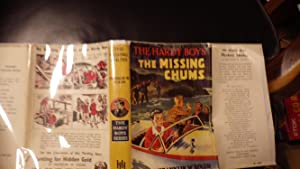 Missing Chums, The Hardy Boys Childrens Mystery: Franklin W. Dixon,