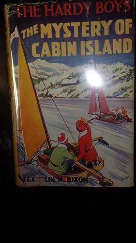 Mystery of Cabin Island , Hardy Boys: by Franklin W.
