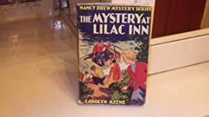 The Mystery at Lilac Inn - Nancy: Carolyn Keene, DARK