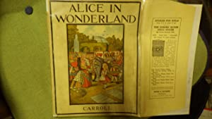 Alice Adventures in Wonderland, The Pleasant Hour: Lewis Carroll, Colored