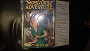 Beverly Gray's Adventure SERIES #14 In Color: Clair BlanK ,