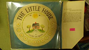 Little House ,Her Story, First BRITISH edition: Written , Color