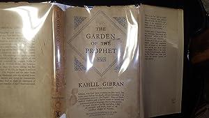 The Garden Of The Prophet , lesser-known: KAHLIL GIBRAN ,1883