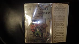 Little Jack Rabbit & The Squirrel Brothers,Series: David Cory, Inner