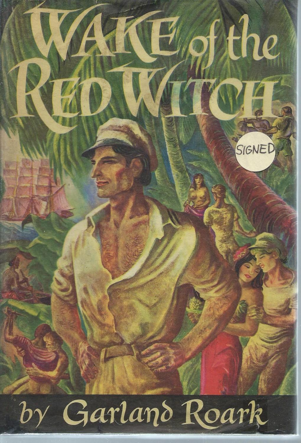WAKE OF THE RED WITCH Roark, Garland