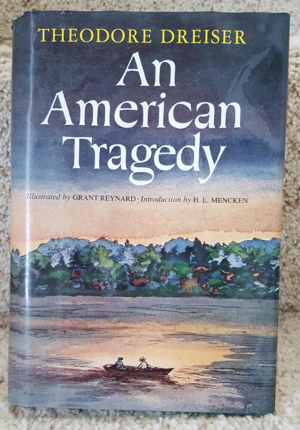 an analysis of the many aspects of theodore dreisers an american tragedy A term paper on theodore dreiser's an american tragedy the quest for many aspects of of dreiser's novel an american tragedy is the story of.