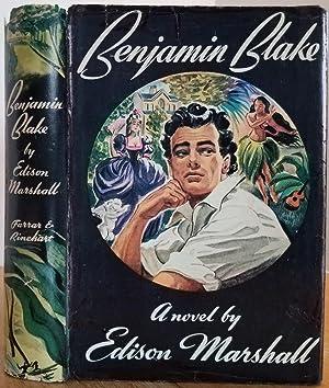 BENJAMIN BLAKE: Marshall, Edison