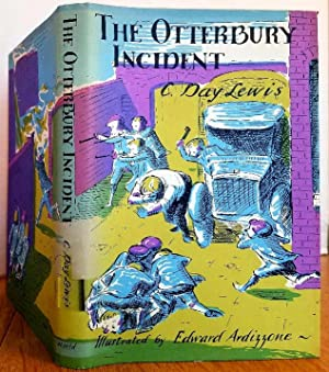 THE OTTERBURY INCIDENT: Day Lewis, C.