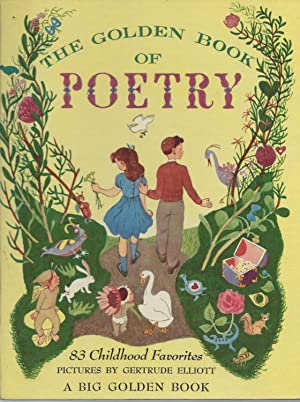 THE GOLDEN BOOK OF POETRY: Werner, Jane